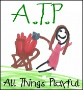 Logo of All thing Playful in conjunction with The Big Swing