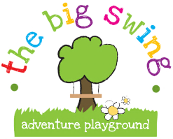 Logo of The Big Swing.