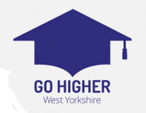 Go Higher West Yorkshire logo