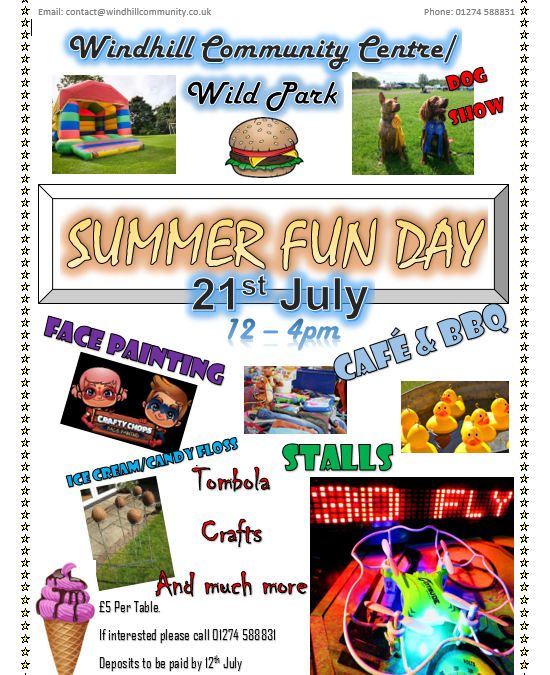 Summer Fun Day